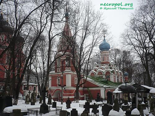 Донского монастыря.
